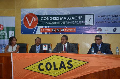 Routes et transports : Concertation pour faire des routes un outil de lutte contre la pauvreté