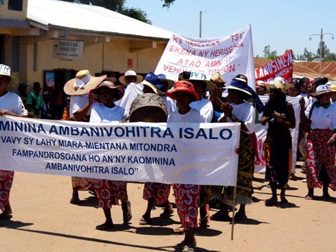 Ambatolahy- Miandrivazo : Mise en place provisoire du  centre d'écoute et de conseil juridique