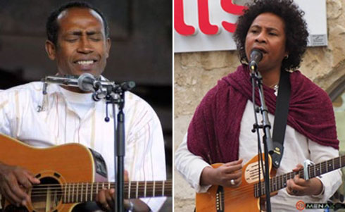 DAMA et THEO MIKEA : Un duo qui va marquer l'an 2015