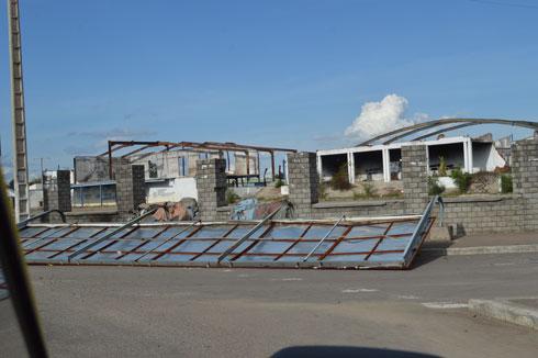 Tanà : Dégâts matériels importants un peu partout