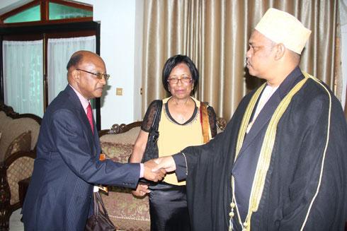 Médiature de la République : Une délégation malgache en visite aux Comores