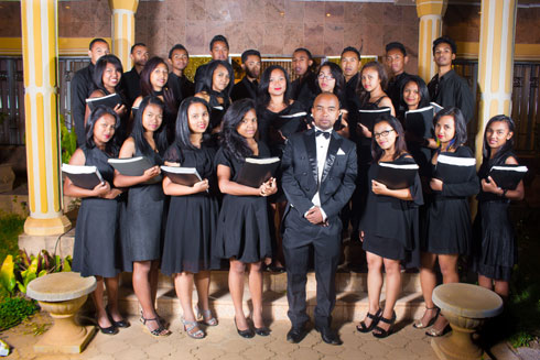 Chœur Miangaly : Un grand concert de Noël à la Chapelle St-Michel Amparibe