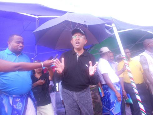 Hery Rajaonarimampianina à Mampikony : « La réconciliation n'est pas une nouvelle feuille de route »