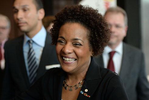 Michaëlle Jean : Première femme à occuper le poste de Secrétaire Général de l'OIF