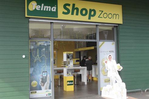 Telma : Des animations de fin d'année dans les Telma Shop