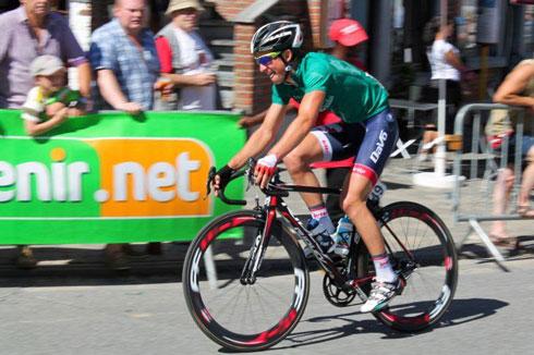 Tour de Mada : Walt Dewinter à la régulière !
