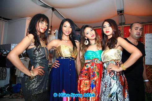 « Beautiful people » : Raman clôture la tournée à Tana !