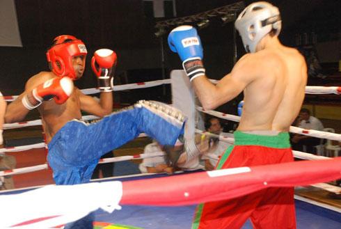 Muay –Thaï – Gala International : Un duel de fer entre le Réunionnais Karim et Stéphane