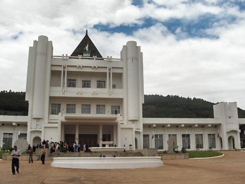 Présentation de vœux à Iavoloha : Retrouvailles entre le président actuel et les anciens chefs d'Etat
