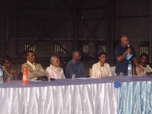 Association « Mampiray »-Ambositra : Programme d'activités 2015 les axes prioritaires…