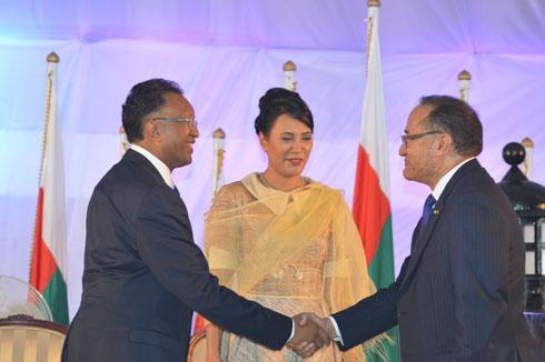 Kolo Roger : Satisfecit pour ses ministres