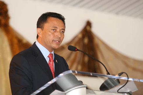 Marc Ravalomanana : Pas de culte à Faravohitra sans autorisation en haut lieu