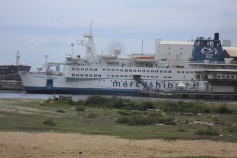 Partenariat : La BFV-SG appuie l'équipe de Mercy Ships