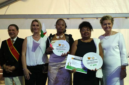 Défi culinaire : Le binôme malgache a remporté la victoire