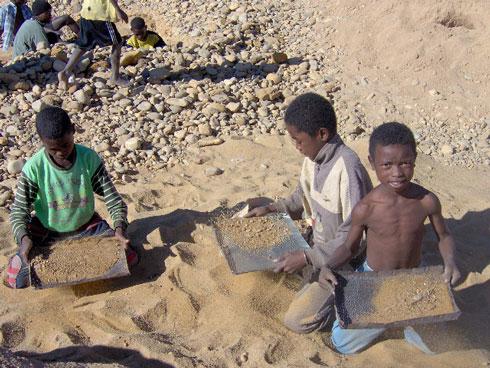 Secteur minier artisanal : 500 000 emplois directs créés