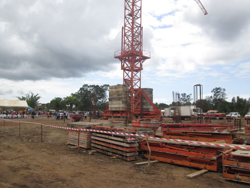 NATEMA : Une grande industrie de transformation de girofle lancée à Toamasina