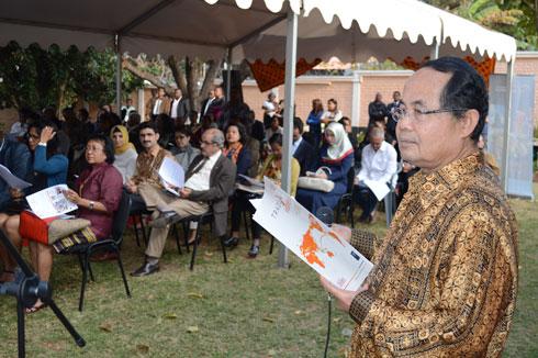 Indonésie : Une grande foire commerciale à Djakarta