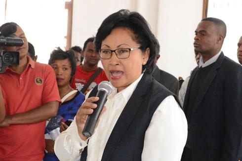 Antananarivo : La nouvelle maire attendue sur tous les fronts