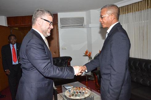 Diplomatie : Le nouvel ambassadeur de Hongrie à Anosy