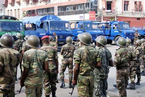 Déclaration d'Ampahibe : « Non aux affrontements entre Malgaches »