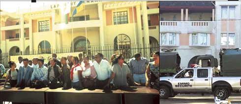 Hôtel de Ville Analakely : Face-à-face Emmoreg – députés ce jour