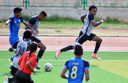 Football – Itasy : JET Mada surprend la CNaPS Sport