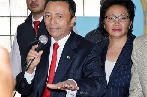 Nouveau Gouvernement : Ravalomanana propose un accord largement négocié