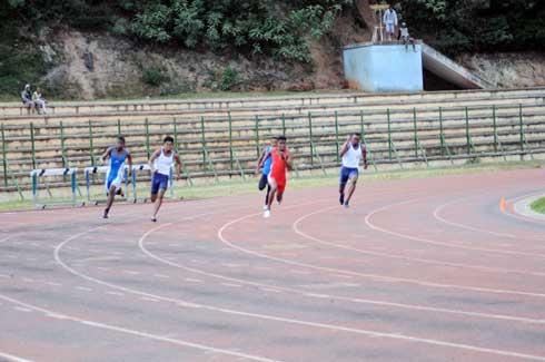Athlétisme-  Madagascar toutes catégories : Damien Lorin sacré sur 400 m