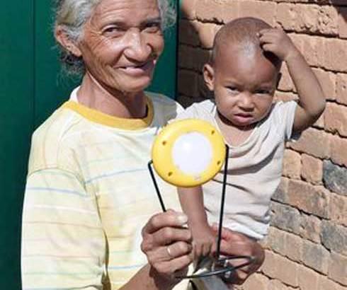 Projet Jiro-Ve: Accès à l'éclairage propre, bon marché et écologique