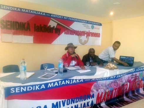Vision syndicale CTM- SSM : Revendications impératives et rencontre avec les candidats