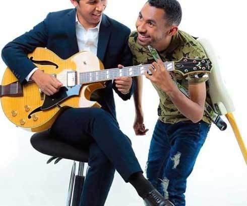 Guitare : Les frères Rakotozafiarison se partagent enfin la scène