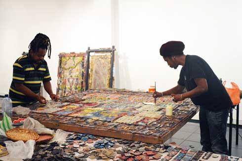 Exposition d'art : Madame Zo et Temandrota au Musée Quai Branly