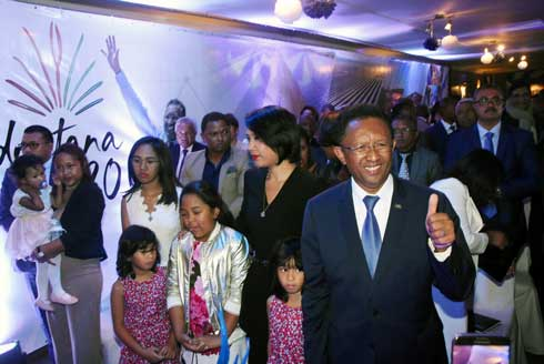 Tsarafaritra – Tsimbazaza : L'ex-Président et sa famille retournent dans leur maison
