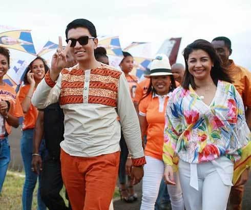Andry Rajoelina : Le TGV fait le plein à Antsiranana