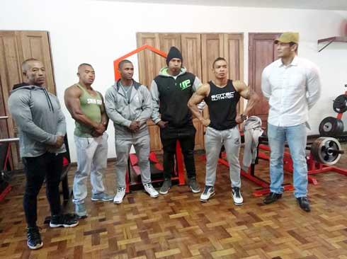 Bodybuilding – Titan Cup : 5 Malgaches à l'assaut de La Réunion