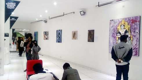 Festival : Le festival d'Art Urbain lancé avec la manière