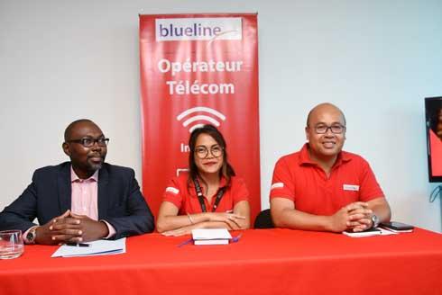 Télévision payante : « Blueline » lance aussi ses promotions de fin d'année