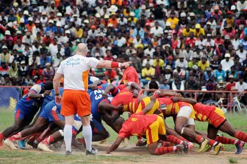 Rugby- Top 20 : COSFA et FT Manjakaray en finale !