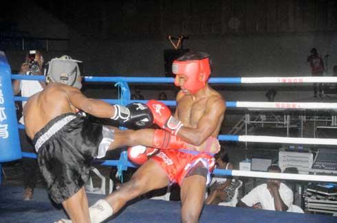 Kick boxing- championnats de Madagascar : Confirmation pour Lavakely !v