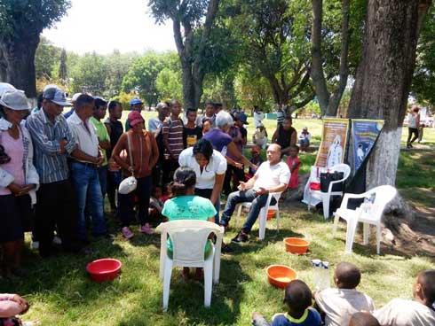 Pranathérapie Madagascar : Prana-healing camp très prisé au Jardin d'Anosy