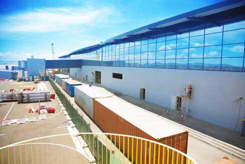 Aéroport d'Ivato : L'installation des trois nouvelles passerelles prévues en février 2019