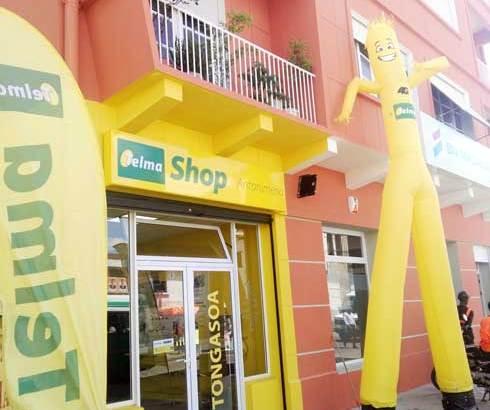 Telma : Trois nouveaux shops à Antananarivo et Mahajanga