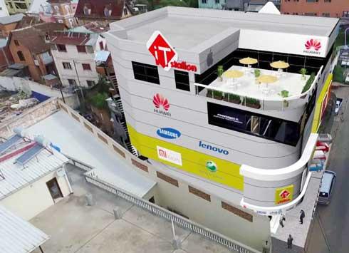 IT Station : Bientôt l'inauguration officielle