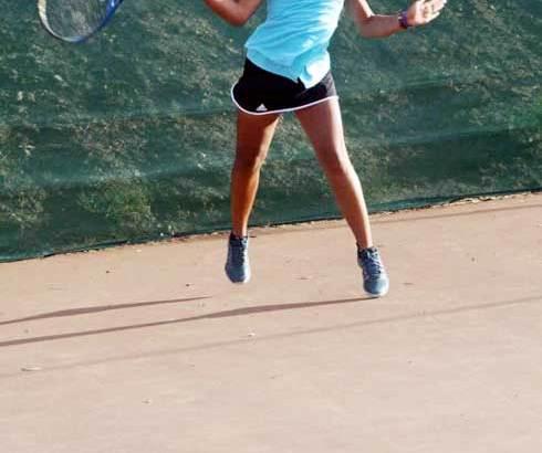 Tennis CAT-ITF / U14 – Grade 2  : Les locaux marquent leur territoire
