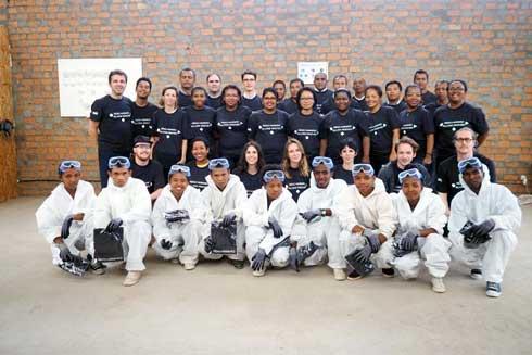 VITOGAZ : Engagement pour l'insertion des jeunes  avec le projet : « Ndao Hanavao »