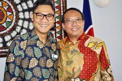 Indonésie – Madagascar : Une mission d'hommes d'affaires  indonésiens dans nos murs