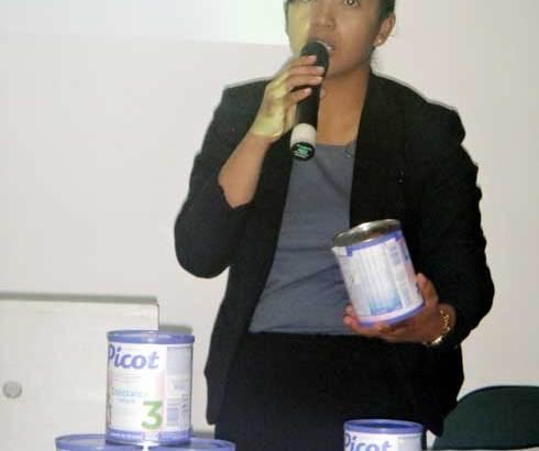 Poudres de lait infantile : La marque Picot désormais autorisée sur le marché