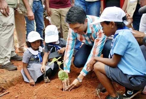 Andry Rajoelina : Visite d'Etat au pas de course à Maurice