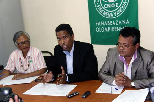 Violation de la neutralité de l'Administration : Le Kmf/Cnoe appelle le Premier ministre à agir !