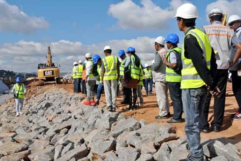 Rocade Marais Masay – ByPass : 20% réalisés, fin du chantier dans 20 mois